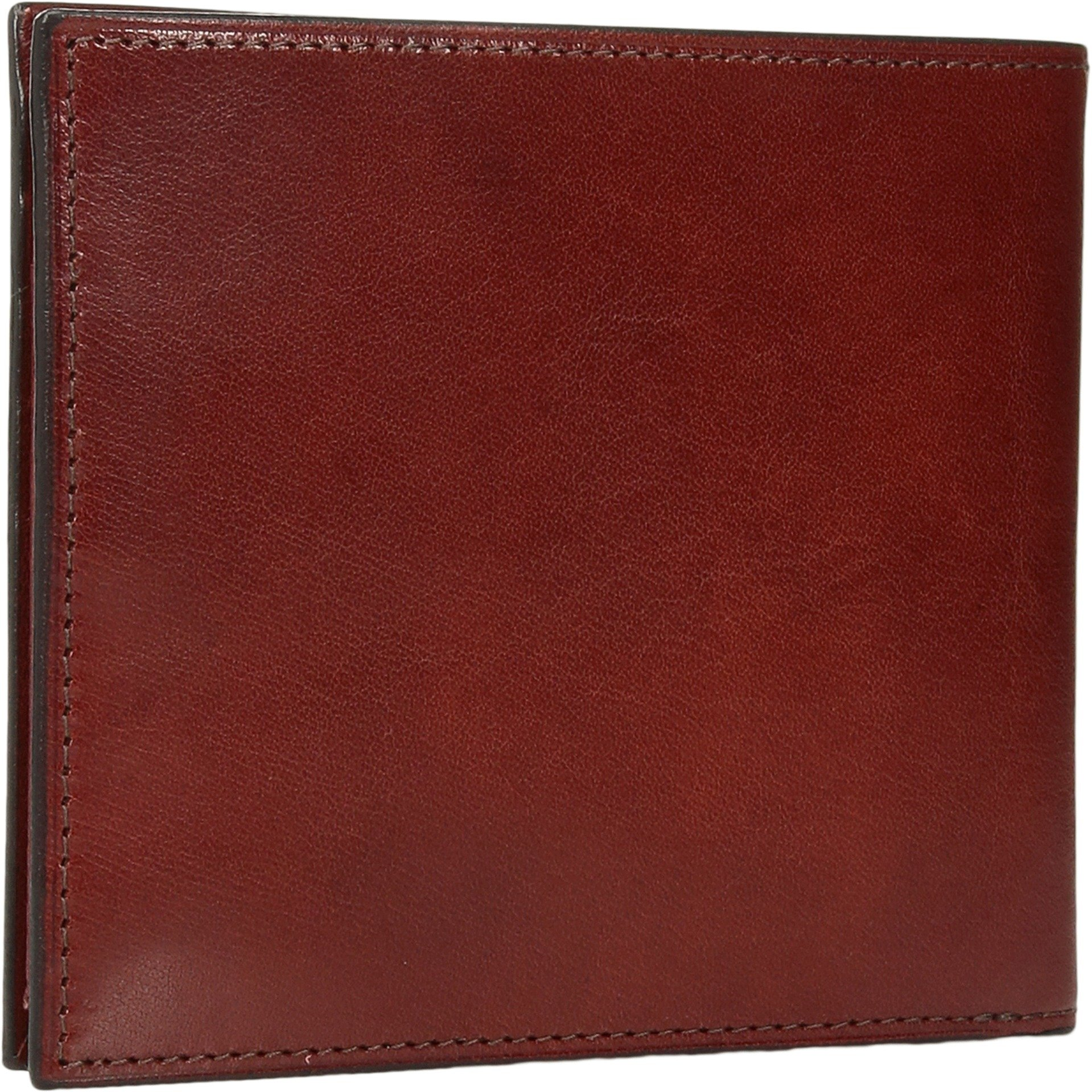 Bosca Men's Old Leather Collection - Eight-Pocket Deluxe Executive Wallet w/Passcase (Cognac) by Bosca (Image #2)