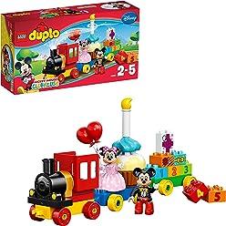 LEGO Duplo - Desfile de cumpleaños de Mickey y Minnie (10597)