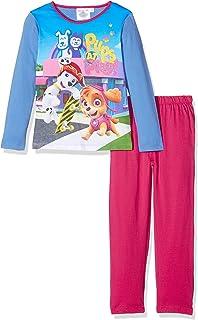 3ef43c55467d7 Pyjama Polaire Paw Patrol Fille - 2 à 6 Ans  Amazon.fr  Vêtements et ...