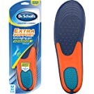 Dr. Scholl's EXTRA SUPPORT Massaging Gel Advanced Insoles (Men's 8-14) // Superior Shock Absorption and Reinforced Arch Support (Packaging May Vary)