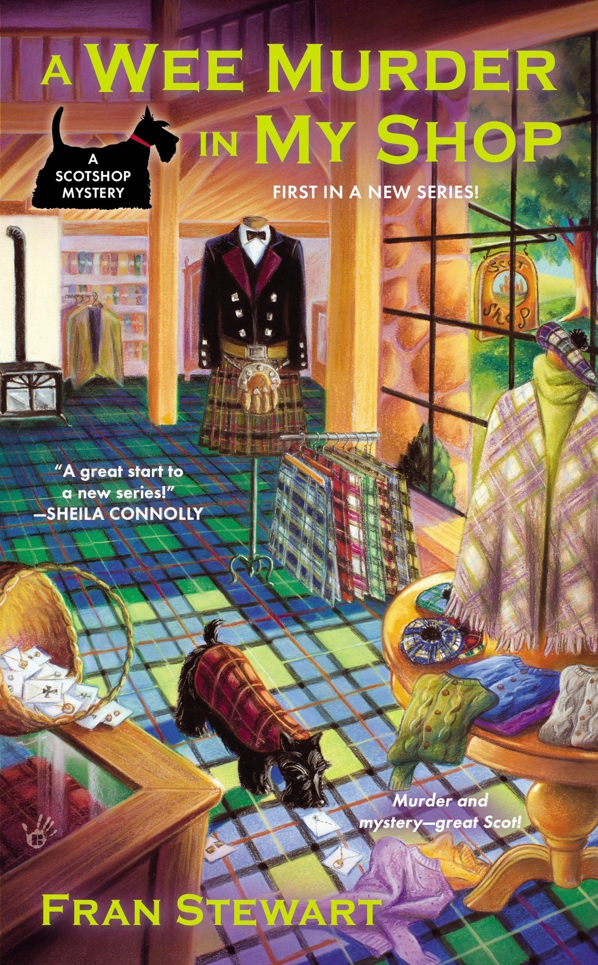 Amazon.com: A Wee Murder in My Shop (A ScotShop Mystery) (9780425270318):  Fran Stewart: Books