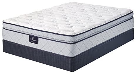 serta perfect sleeper super pillow top mattress cool gel foam innerspring queen
