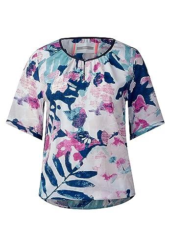 Cecil - Camisas - Floral - Manga corta - para mujer