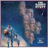 The Right Stuff - Original Motion Picture Soundtrack [Transparent Blue LP]