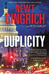 Duplicity: A Novel (The Major Brooke Grant Series) (English Edition) eBook Kindle