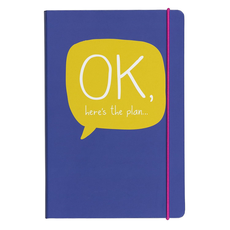 Happy Jackson - Cuaderno de tamaño A5 con texto en inglés ...