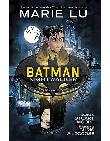 Amazon com: Batman: Nightwalker (The Graphic Novel