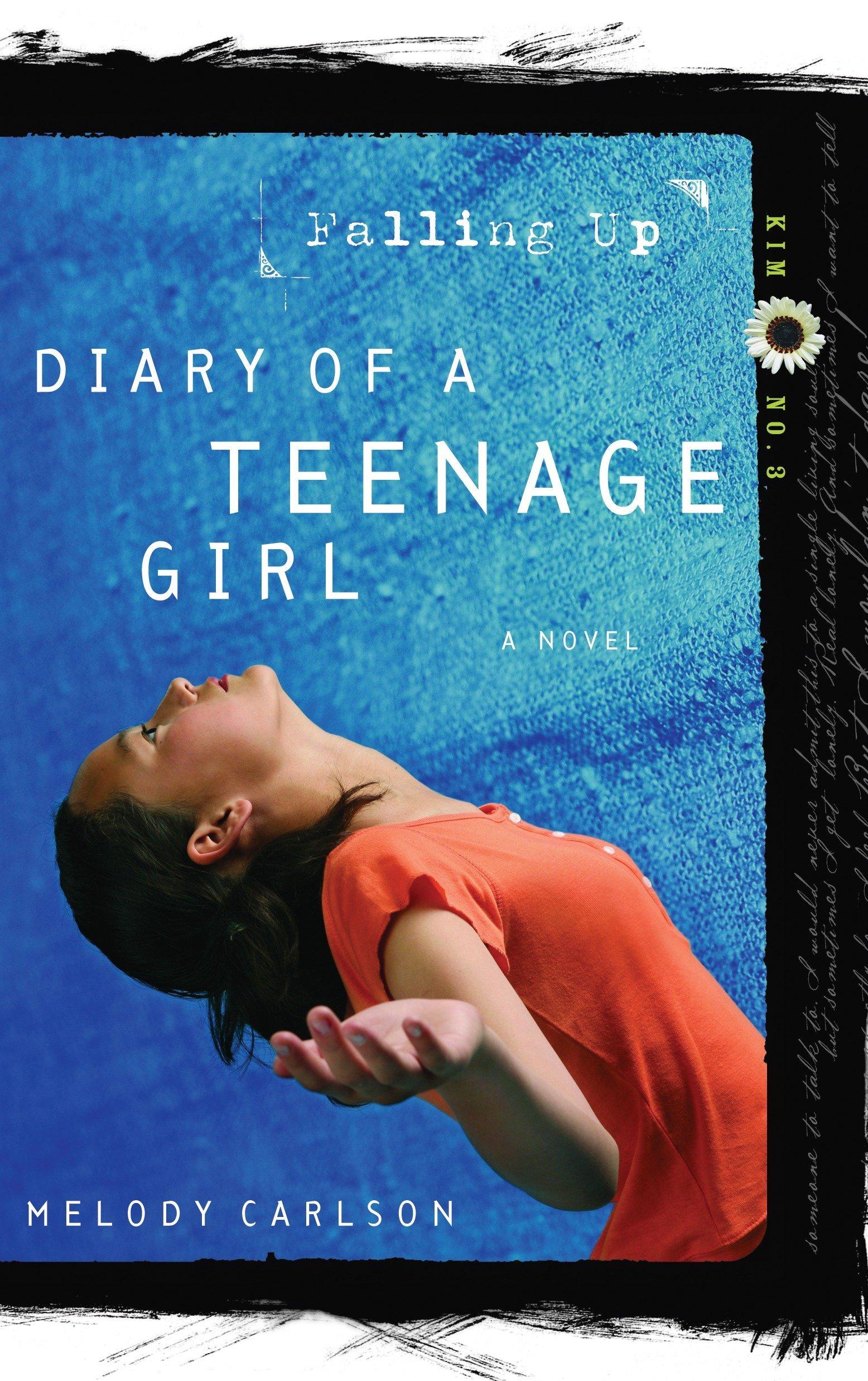 Falling Up Diary Teenage Girl