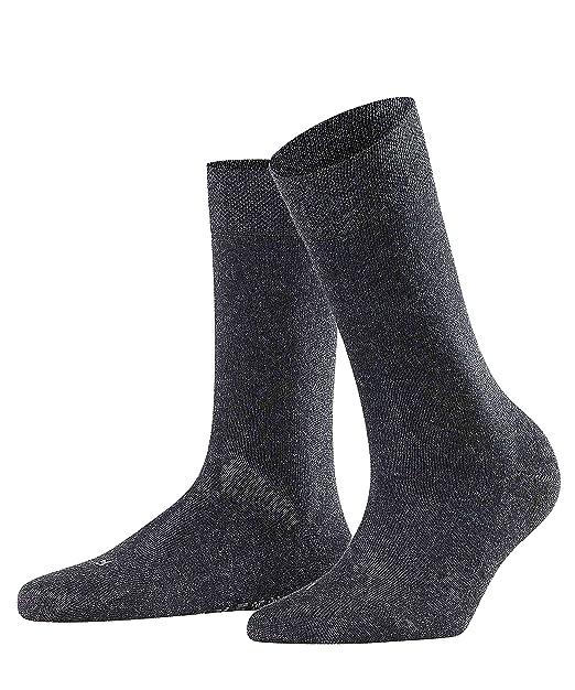 43e776f06 Falke Women s 1 Pair Sensitive London Anatomically Shaped Left and Right  Cotton Sock 4.5-7