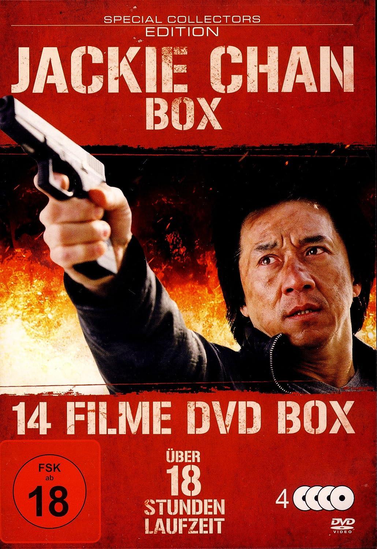 Jackie Chan Box - Special Edition - 14 Filme-Box mit über 18 Std ...