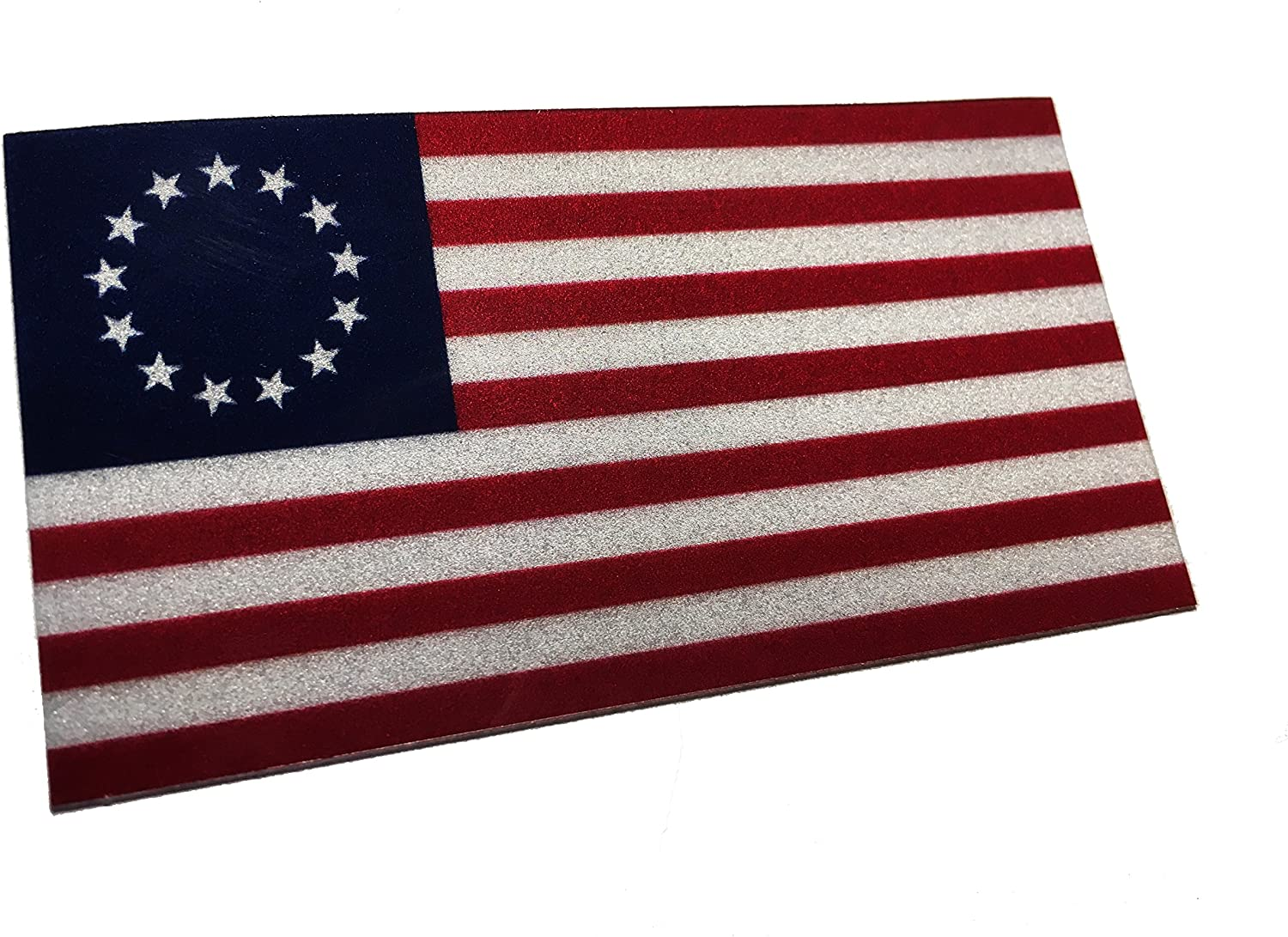 BETSY ROSS FLAG STICKER ******FREE SHIPPING****
