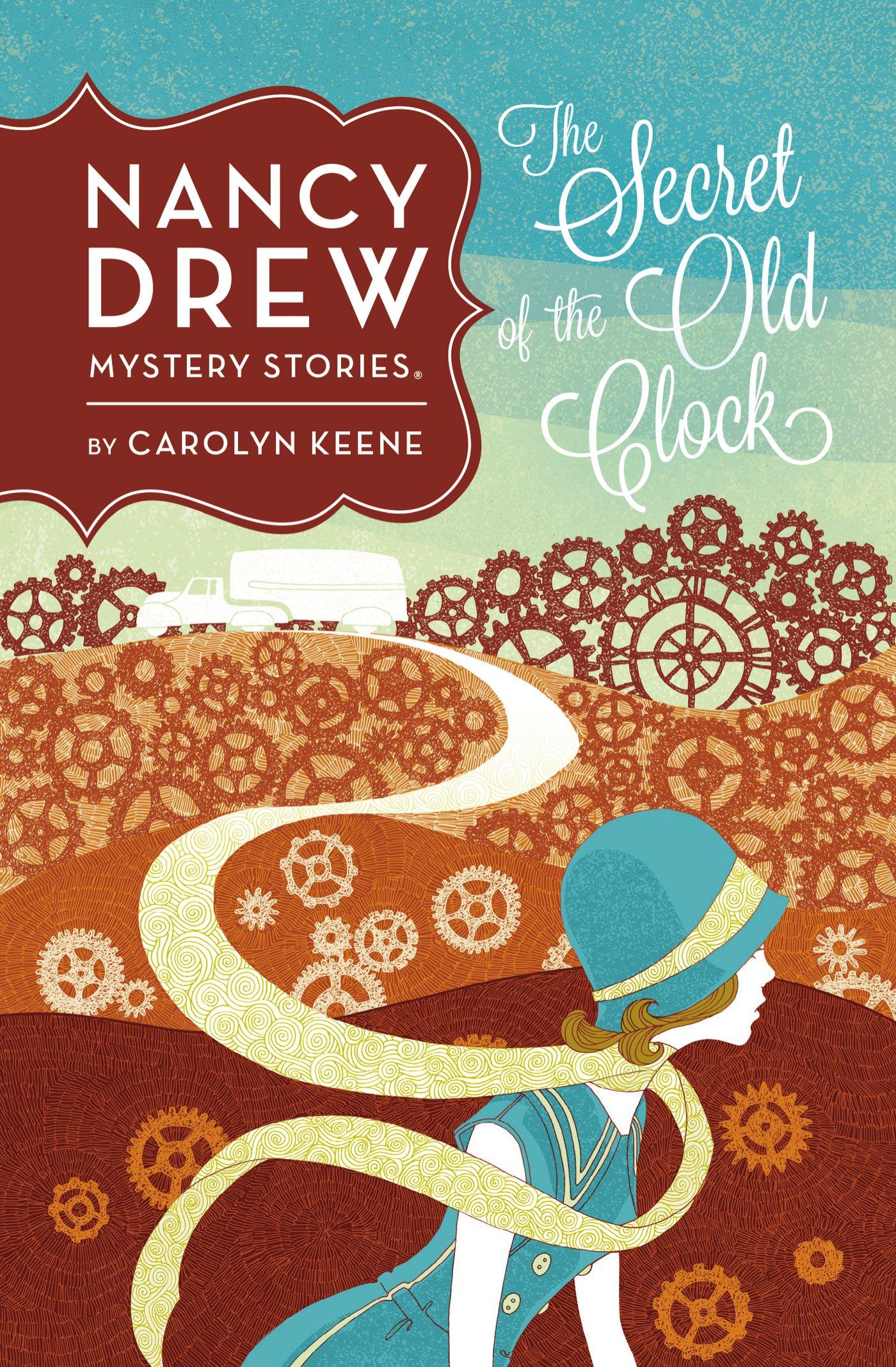 The Secret Of The Old Clock #1 (nancy Drew): Carolyn Keene: 9780448479699:  Amazon: Books