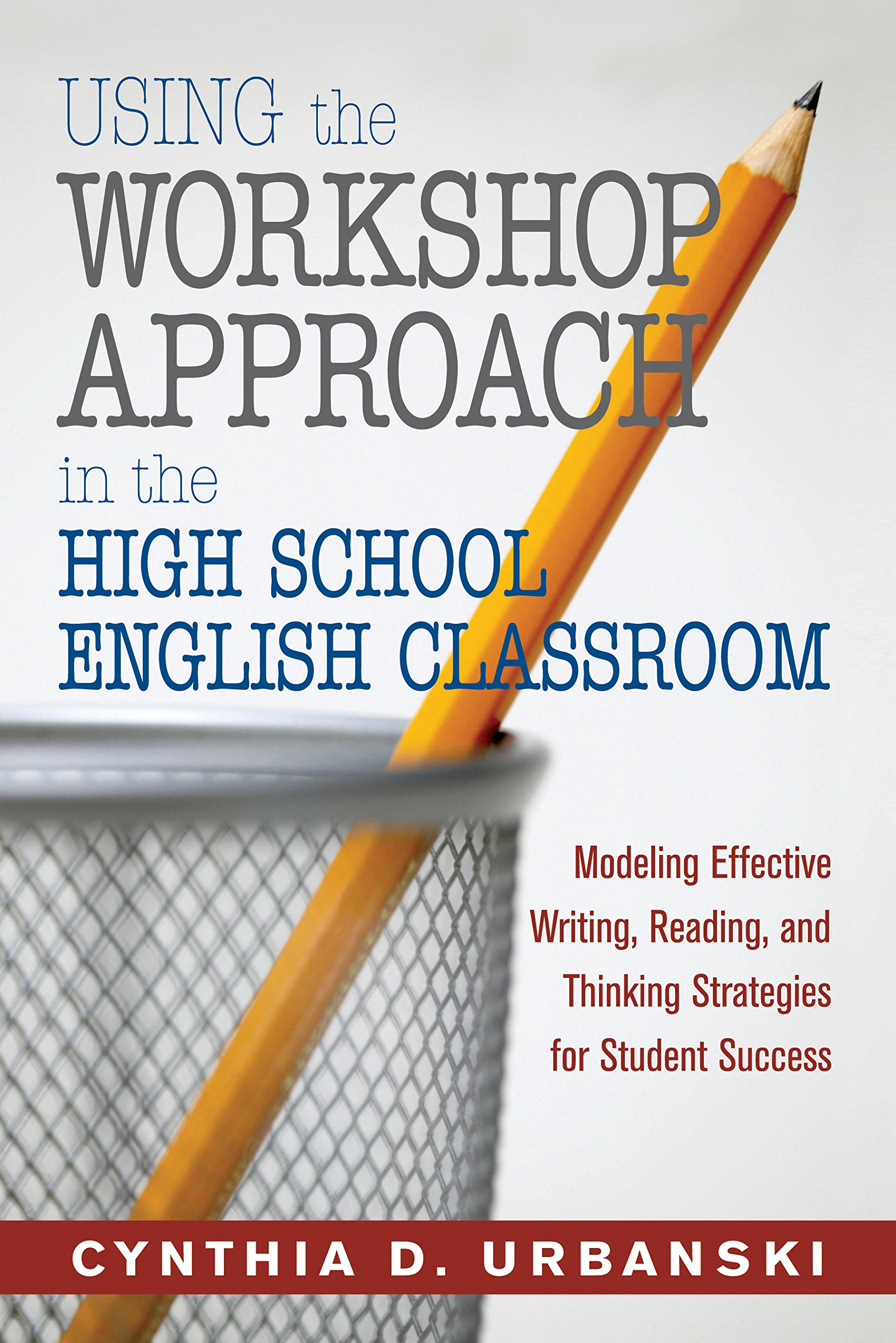 Workshop Approach School English Classroom product image