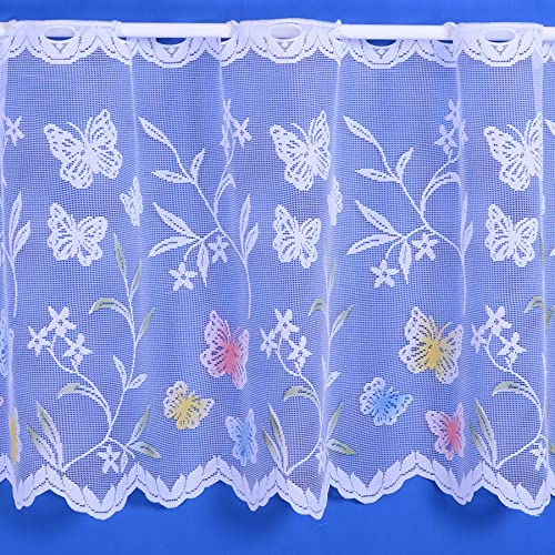 Kitchen Curtains Amazon Co Uk: Just Contempo Café Net Curtains