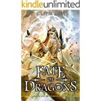 Fate of Dragons: a dragon fantasy reverse harem romance adventure series (Dragon Dojo Brotherhood Book 2)