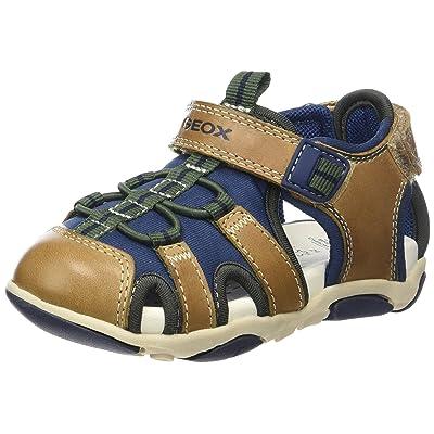 Geox B Sandal Agasim Boy B, Chaussures Marche Bébé Garçon