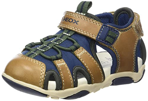 Geox B Sandal Agasim Boy B, Botines de Senderismo para Bebés: Amazon.es: Zapatos y complementos