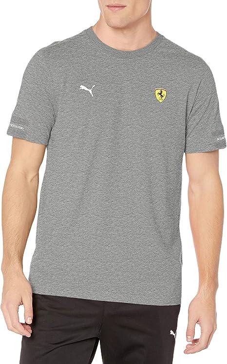 Puma Herren Scuderia Ferrari Sf Tee T Shirt Bekleidung