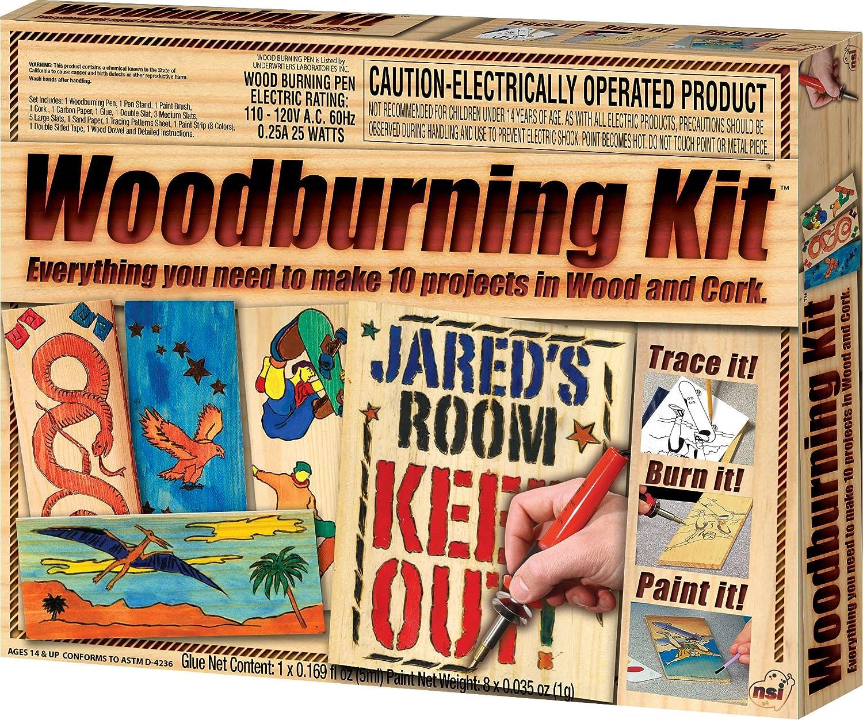 B00000JB9N NSI Wood Burning Kit 91ZRiIYAuwL