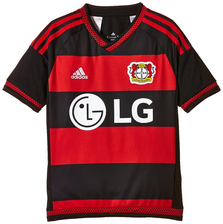 2015-2016 Bayer Leverkusen Adidas Home Shirt (Kids)