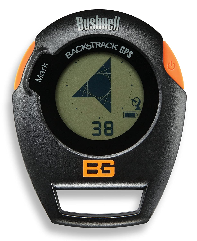 Bushnell Bear Grylls Edition Back Track Original G2 GPS Personal Locator  and Digital Compass, Orange/Black, Compasses - Amazon Canada