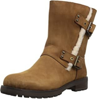 dbef9cf9245 Amazon.com | UGG Women's W Fluff Mini Quilted Fashion Boot | Snow Boots