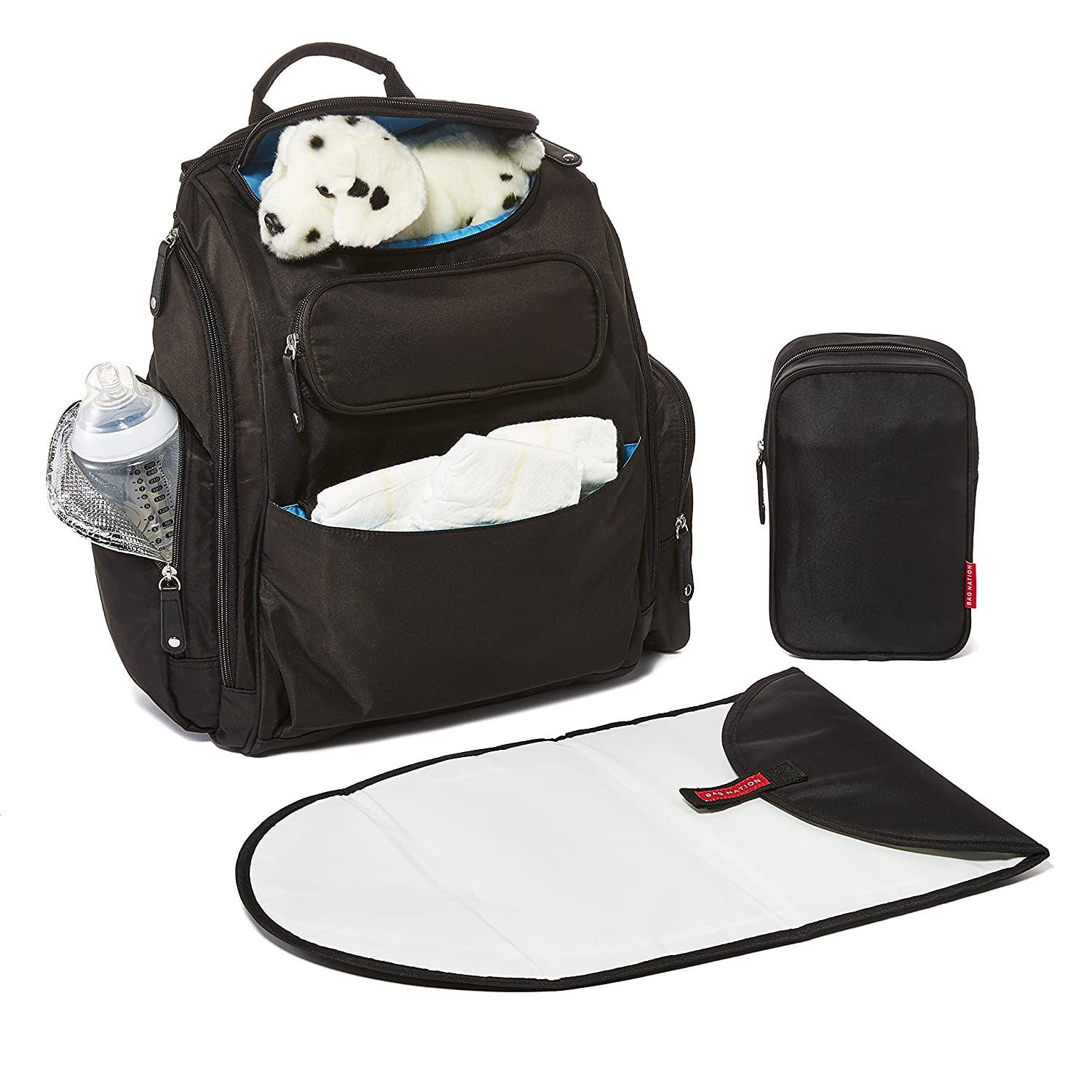 Bag Nation Diaper Backpack