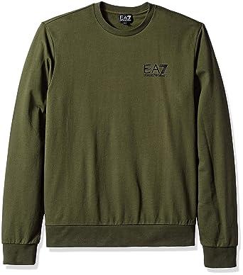 Ea7 - Sweat-Shirt - Manches Longues - Homme  Amazon.fr  Vêtements et  accessoires de364996f666