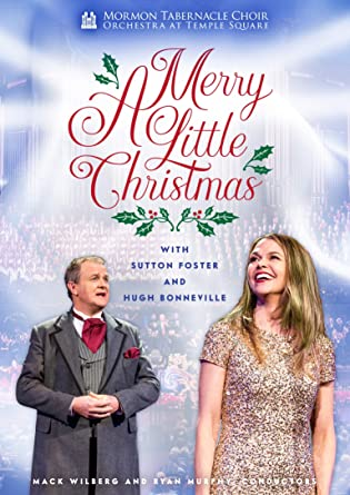 Amazon com: Mormon Tabernacle Choir: A Merry Little