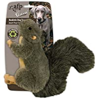 All for Paws Classic Squirrel Pet Toys, Pequeño