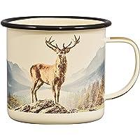 Gentlemen's Hardware Camping and Outdoor Enamel Coffee Mug