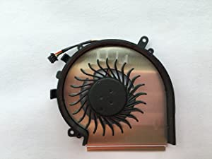 HK-Part Replacement Cpu Cooling Fan For Msi Ms-16j2 Ms-16j1 Ms-16j5 Ms-1792 Ms-1795 Ms-1791, 3-Pin 3-Wires DC5V (not GPU Fan)