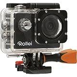 Rollei Actioncam 330 (Full HD Video Funktion 1080p - Unterwassergehäuse für bis zu 30 Meter Wassertiefe) schwarz