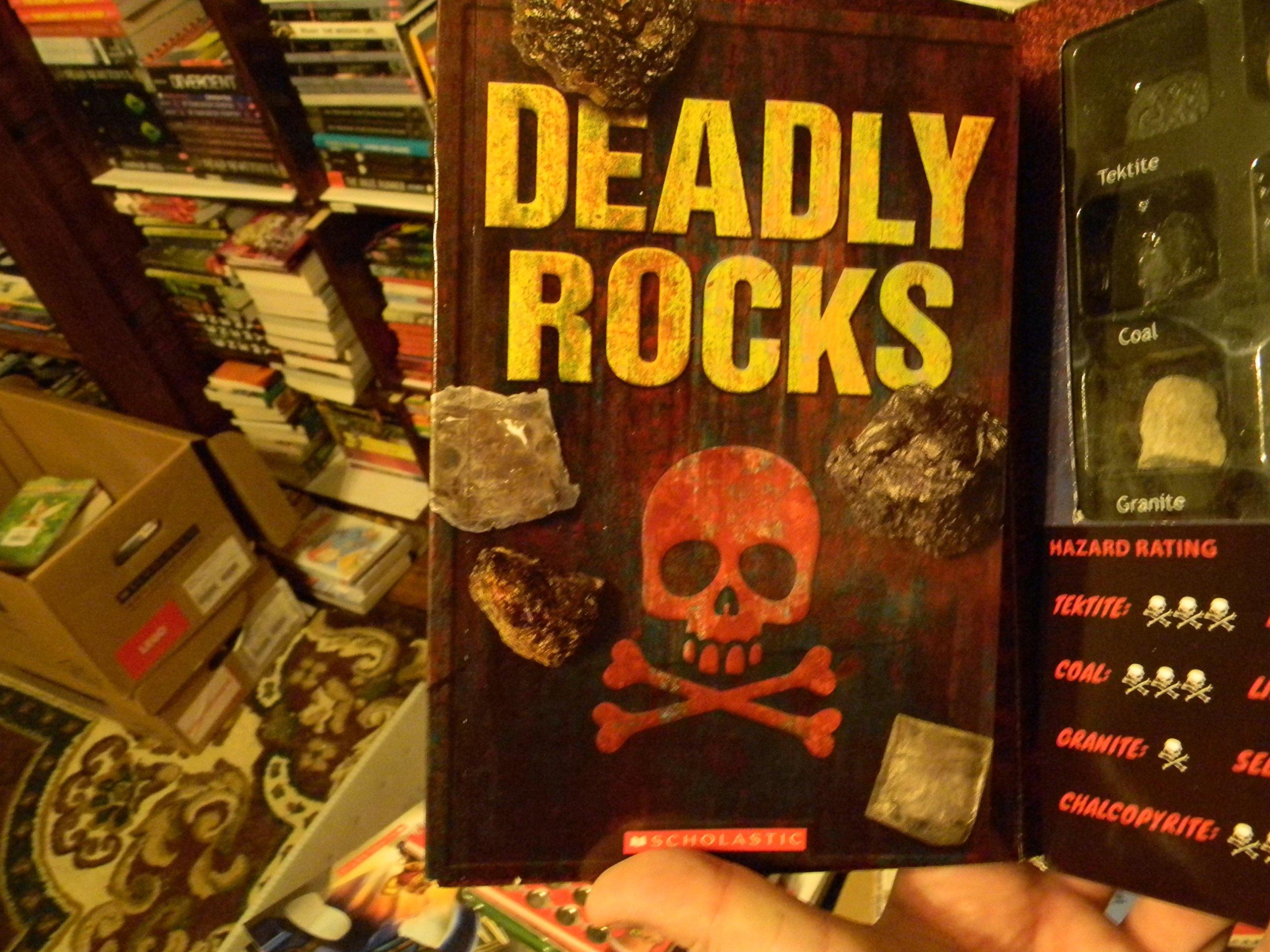 Download Deadly Rocks [Paperback Booklet +9 Rock Specimens] (Boxed Kit) By Kris Hirshmann PDF