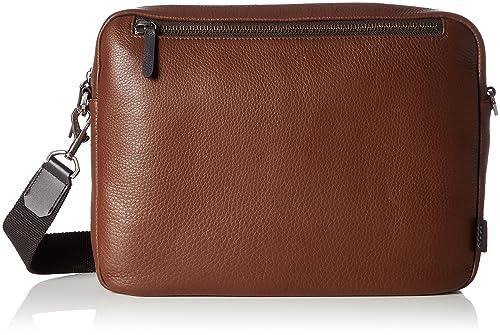 604c952bb925 Ecco Eday L Messenger, Men's Bag, Braun (Brown), 7x26x37 cm (B x H T ...