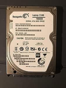 Seagate ST1000LM014 P/N: 1EJ164-038 F/W: DEMA WU 1TB SSHD HYBRID