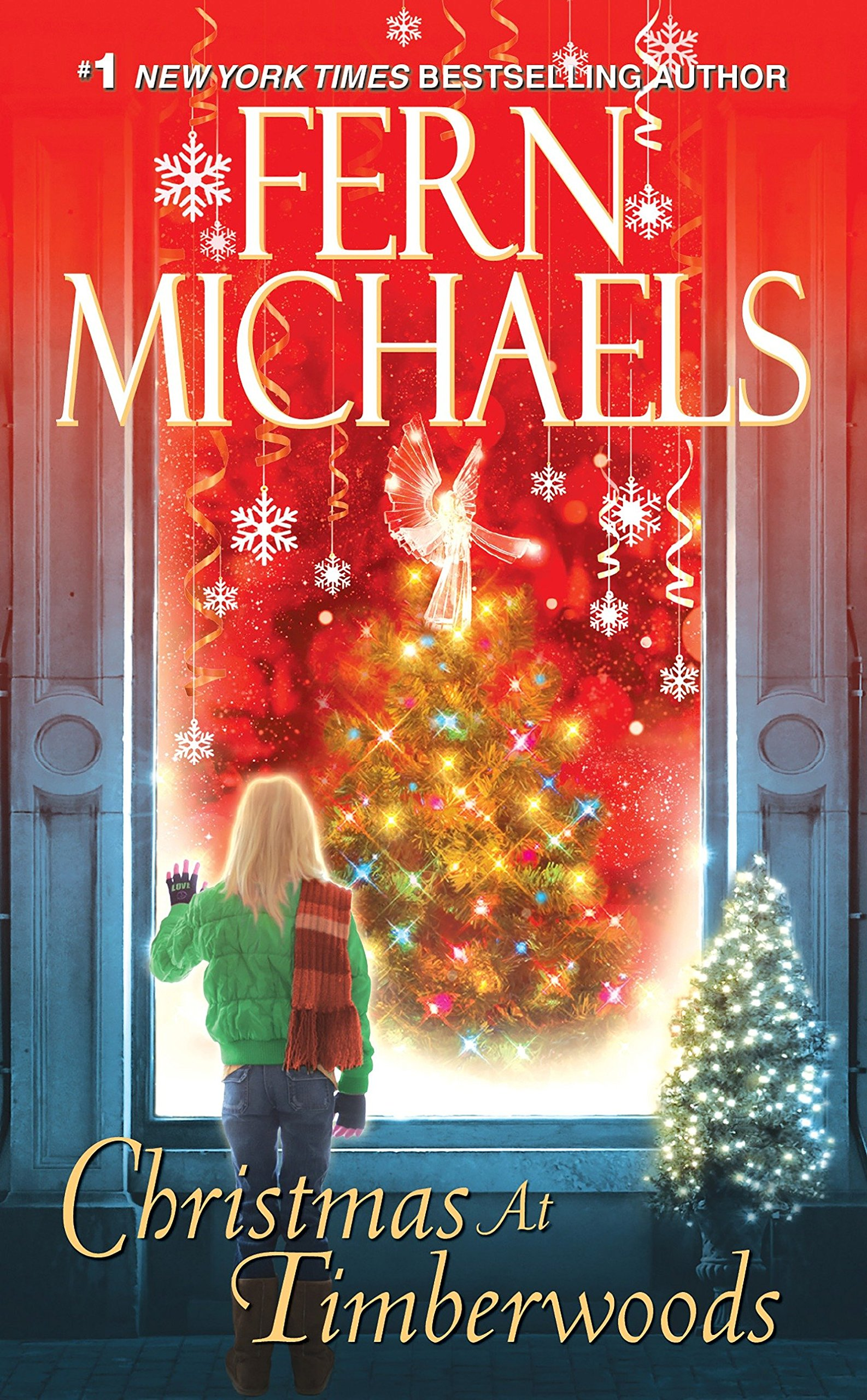christmas at timberwoods fern michaels 9780821775875 amazoncom books
