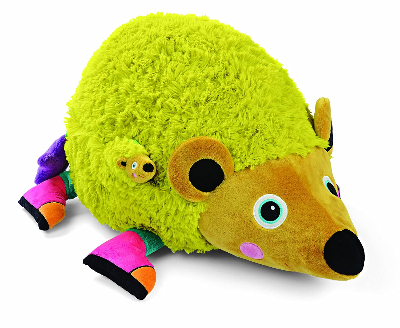 Amazon.es: Oops Vaya - 3 en 1-Felpa Hedgehog Cojín ...