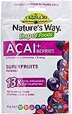 Nature's Way Super Foods Acai + Berries, 0.06 Kilograms