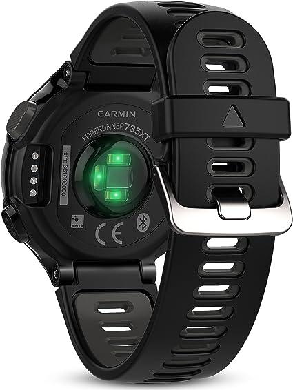 Garmin Forerunner 735XT Reloj Multisport, Unisex Adulto, Negro y Gris, M (Reacondicionado): Amazon.es: Electrónica