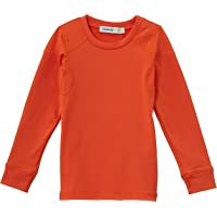 DAMARTSPORT Easy Body 4 - Top Interior térmico para niño, Color Rojo, Talla 4 años (104 cm)