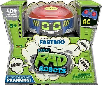 Really R.A.D. Robots Fartbro Farting Robot