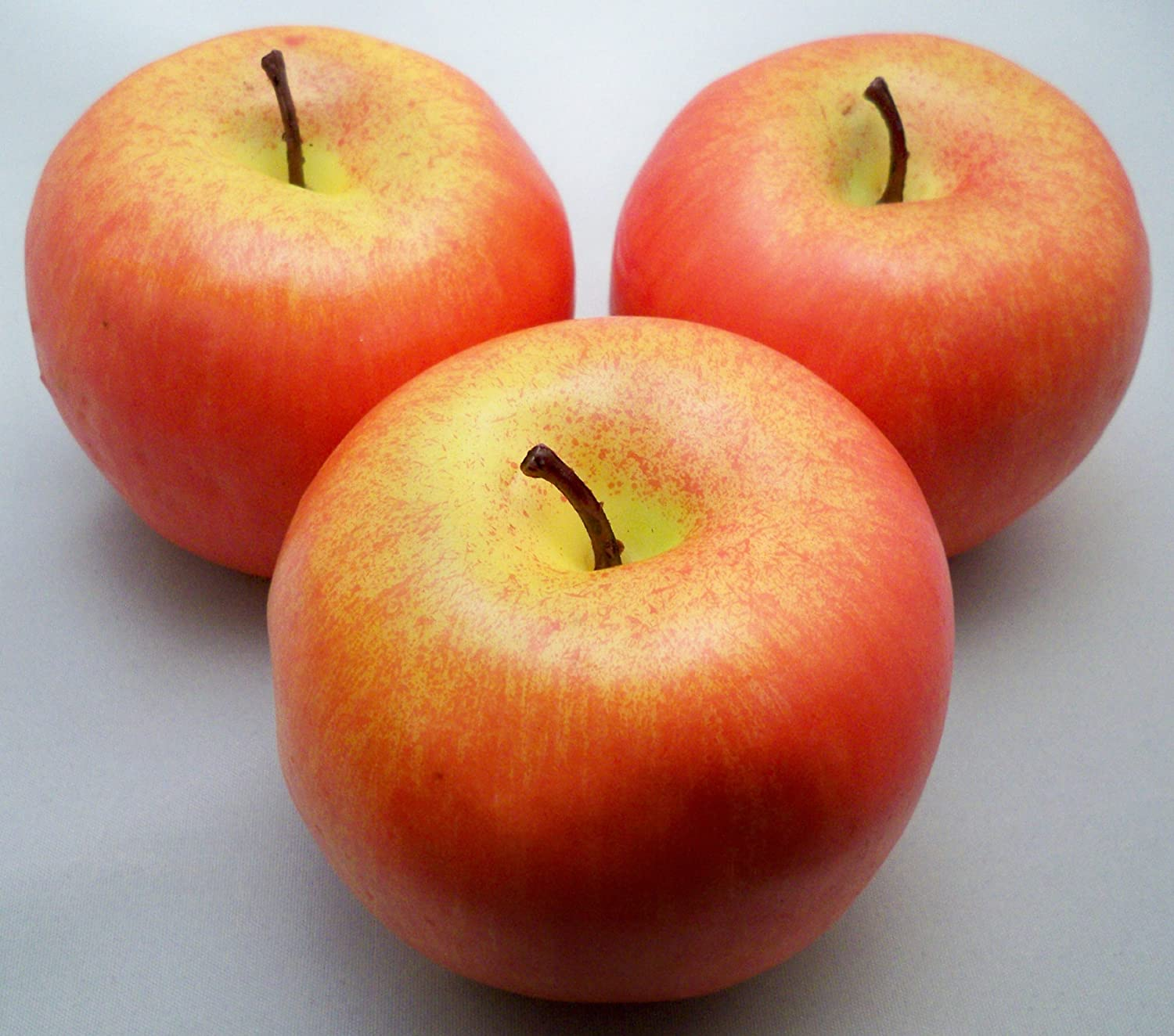 3 Best Artificial Large Red Apples Decorative Fruit