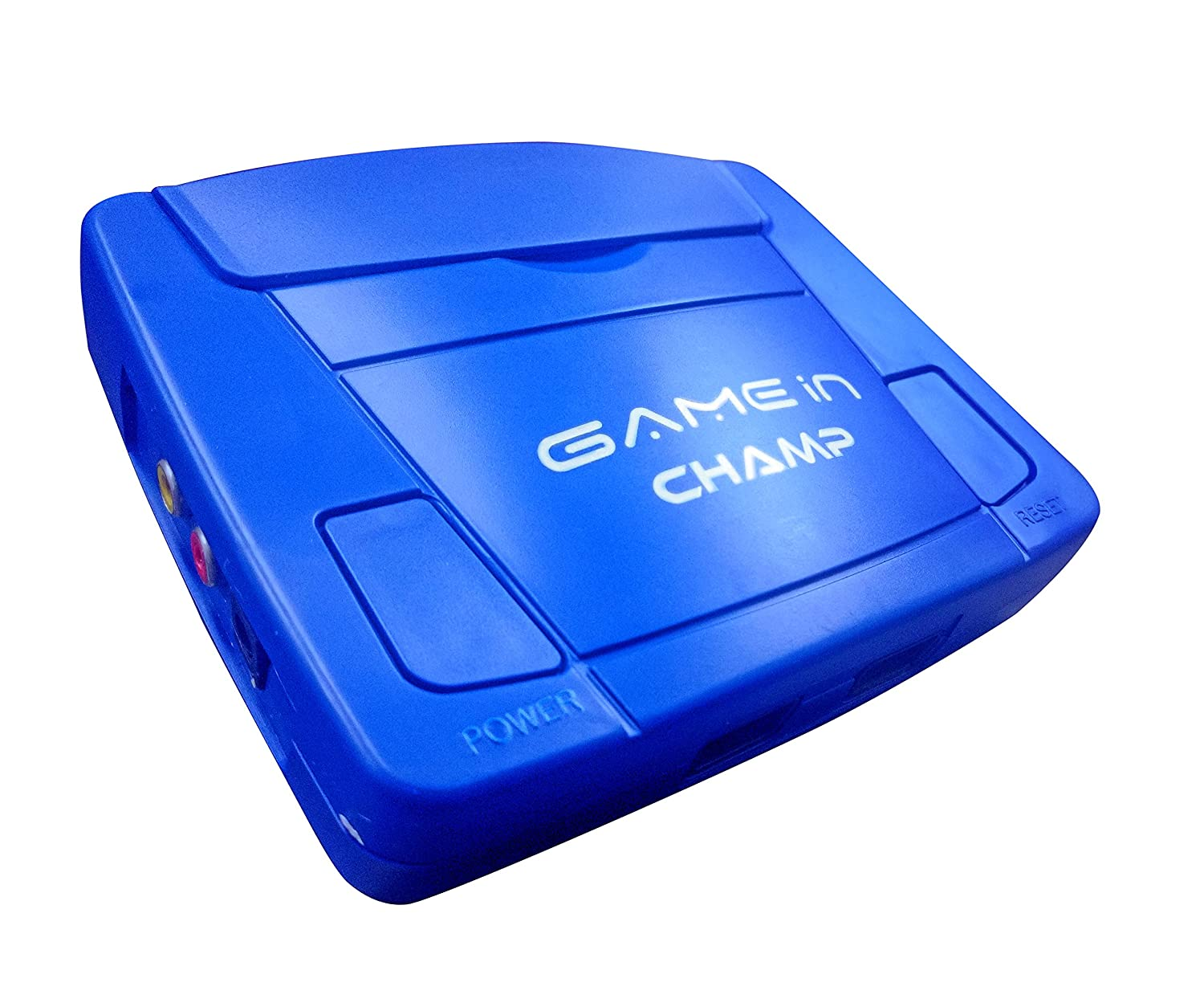 Deals on Mitashi Game In Champ Gaming Console (Blue)
