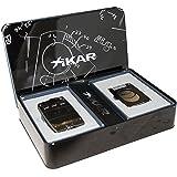 XIKAR Ultra Gunmetal Lighter and Cutter