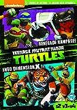 Teenage Mutant Ninja Turtles: Season 2, Vol. 3 Renegade Rampage / Vol. 4 Into Dimension X - DVD 2 Pack [DVD]