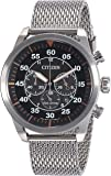Citizen Analog Black Dial Men's Watch-CA4210-59F