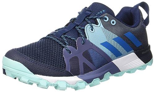 TG. 36 EU adidas Kanadia 8.1 TR Scarpe da Trail Running Donna Blu l9L