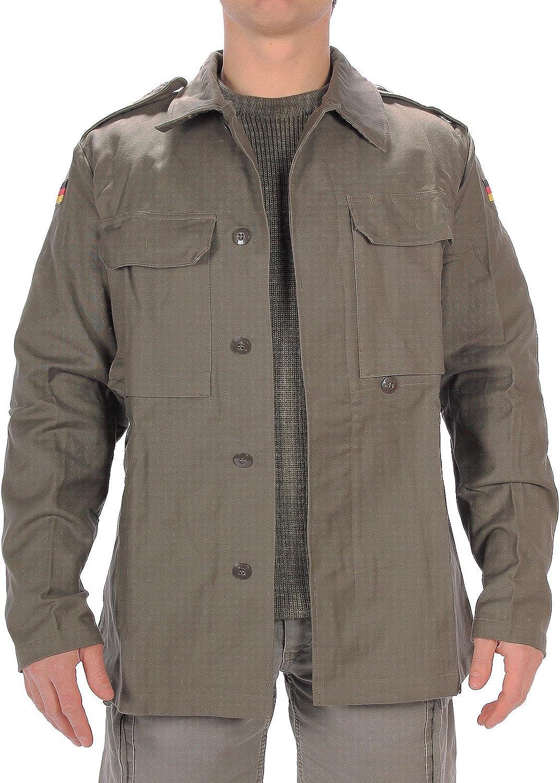 Mil-Tec BW Moleskin Jacket Olive