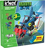 K'NEX – Beasts Alive Robo-Jaws Building Set – 136 Parts – Ages 7+ – Engineering Educational Toy